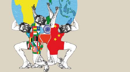 Chindiafrique: China, India, and Africa shape the world of tomorrow